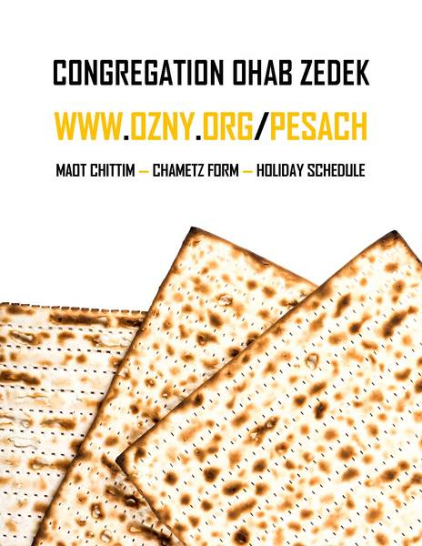 Daf Yomi Calendar.Oz Weekly The Big One Shabbat Hagadol Metzora 5779 Pesach