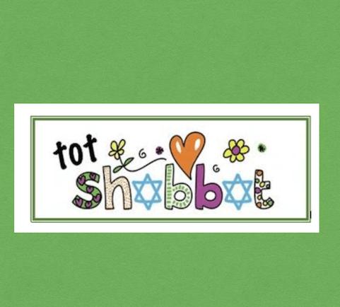 Banner Image for Tot Shabbat
