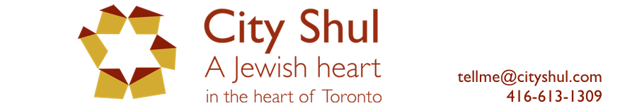 Logo for City Shul