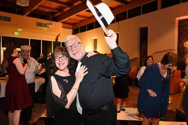 Ner Tamid Gala - Gerry and Karen