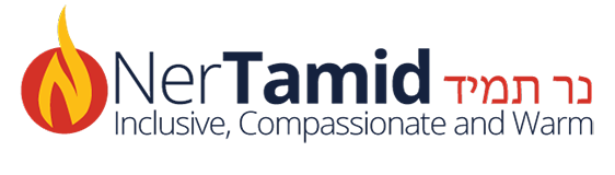 Logo for Ner Tamid Synagogue