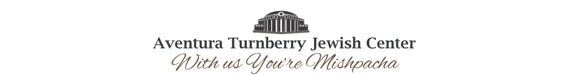 Logo for Aventura Turnberry Jewish Center