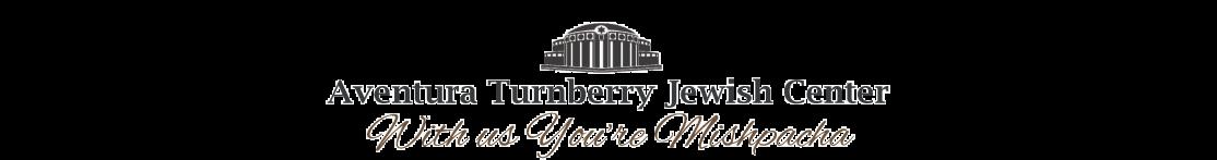 Logo for Aventura Turnberry Jewish Center