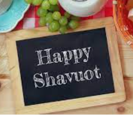 Shavuot Services First Day