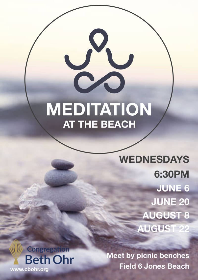 Meditation at the Beach