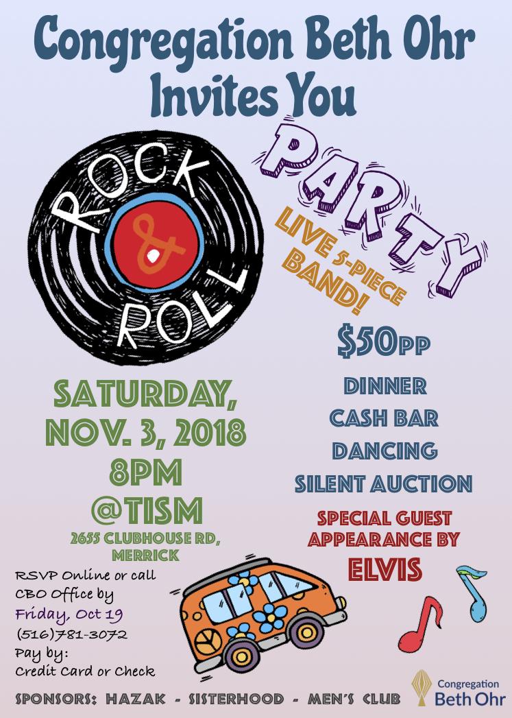 Rock-N-Roll Party