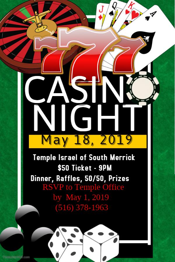 Casino Night at TISM