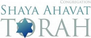 Logo for Congregation Shaya Ahavat Torah