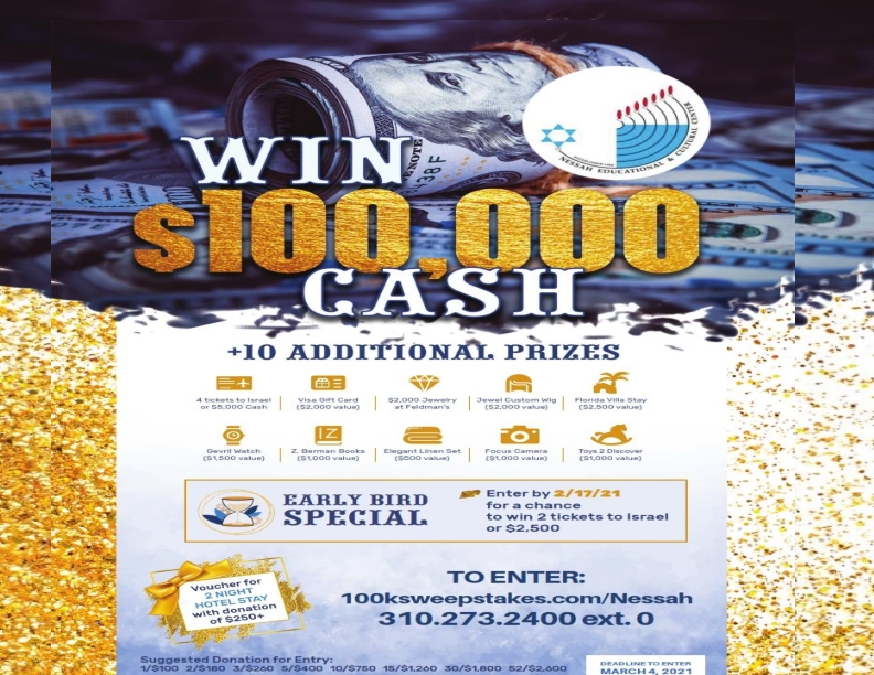 "<a href=""https://100ksweepstakes.com/nessah/""
