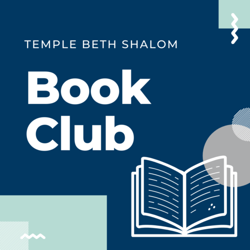 Banner Image for Temple Beth Shalom Book Club Meeting