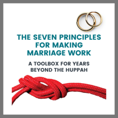 Banner Image for The Seven Principles for Making Marriage Work