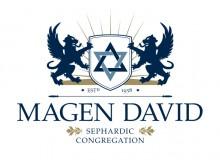 Logo for Magen David Sephardic Congregation