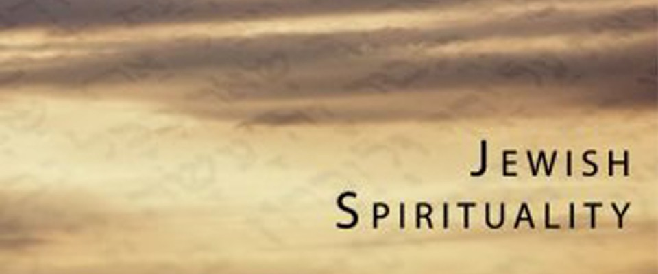 Banner Image for Jewish Spirituality (via Zoom)