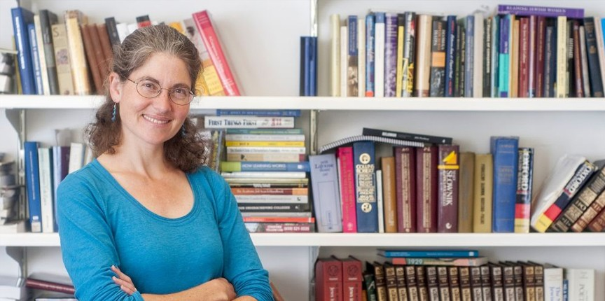 Banner Image for Guthaner Lecture: Dr. Gabriella Safran Discussing