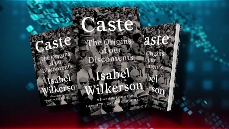 "Banner Image for Study and Discussion Series of Isabel Wilkerson's Book ""Caste: The Origins of Our Discontent"""