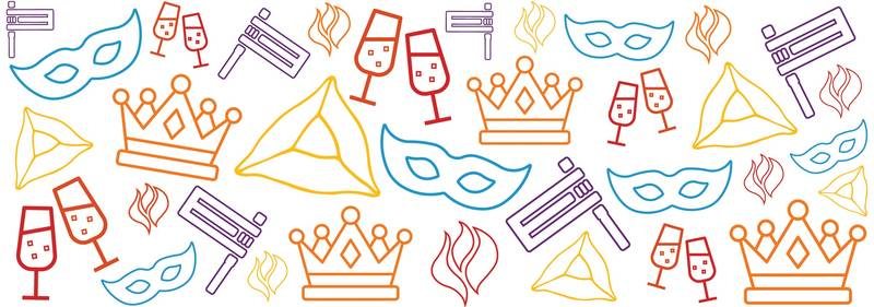 Banner Image for Adult Purim With Megillah Reading and Purim Shpiel