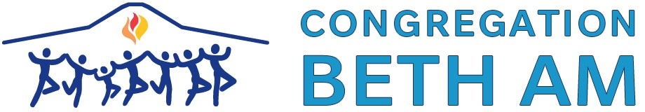 Logo for Congregation Beth Am