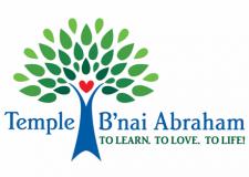 Logo for Temple B'nai Abraham