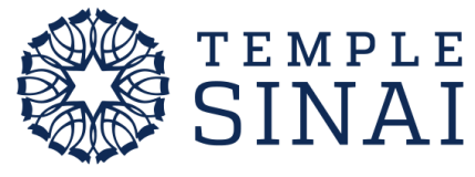 Logo for Temple Sinai of Roslyn