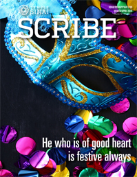 March - April 2020 Scribe