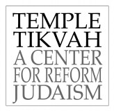 Logo for Temple Tikvah