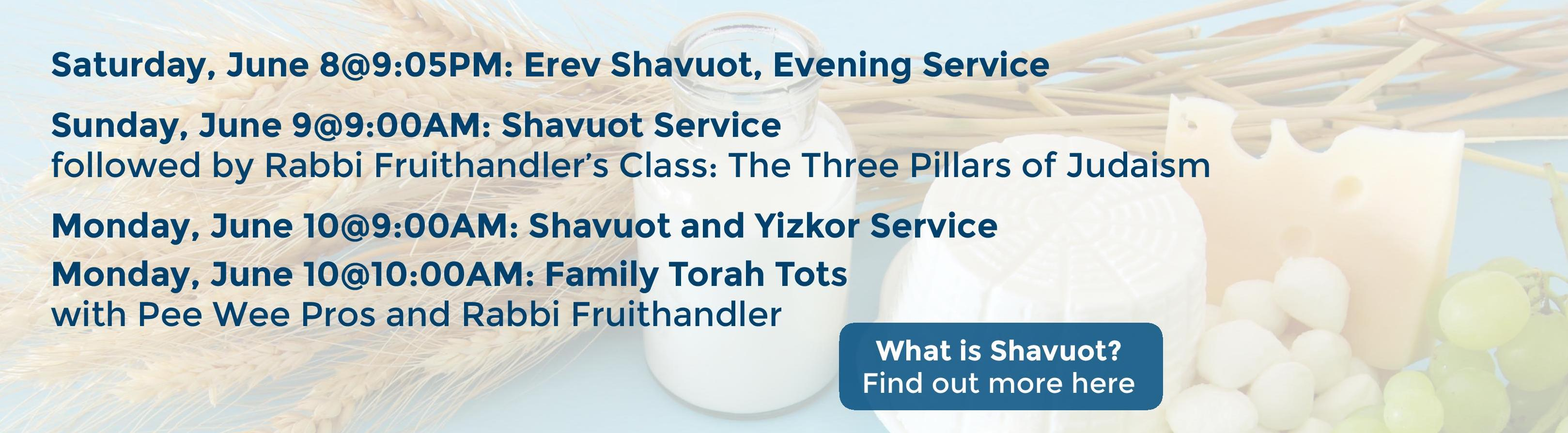 """<a href=""""https://www.woodburyjc.org/holidays""""                                     target="""""""">                                                                 <span class=""""slider_title"""">                                     Shavuot at WJC                                </span>                                                                 </a>                                                                                                                                                                                       <span class=""""slider_description"""">Come celebrate with us!</span>"""