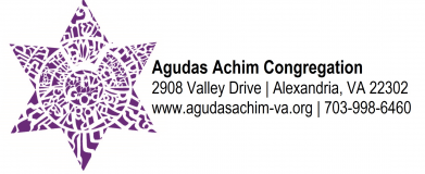 Logo for Agudas Achim of Northern Virginia
