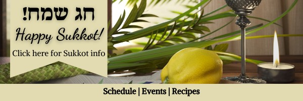 Click here to learn about Sukkot at OT