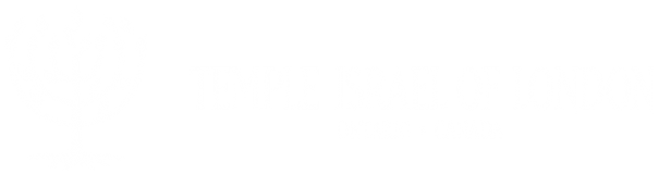 Logo for Temple Israel of London