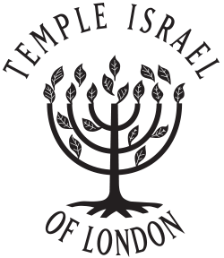 Temple Israel of London logo