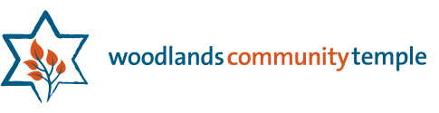 Logo for Woodlands Community Temple