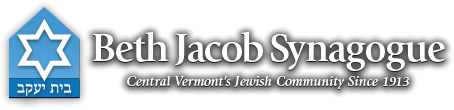 Logo for Beth Jacob Synagogue (Montpelier)