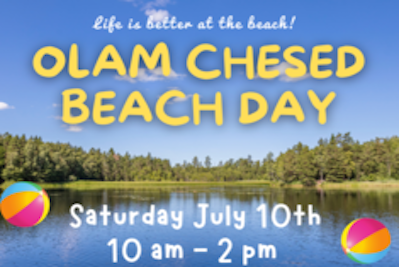 Banner Image for Beach Day at Waterbury Reservoir