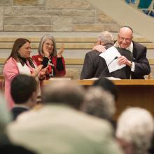 Honor Rabbi Shapiro during his Retirement Weekend