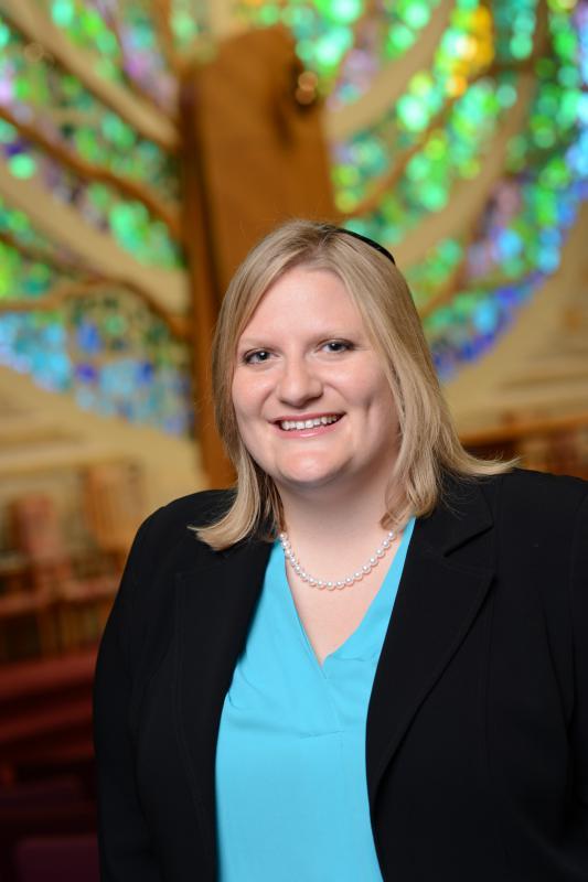 Rabbi Rachel 2015