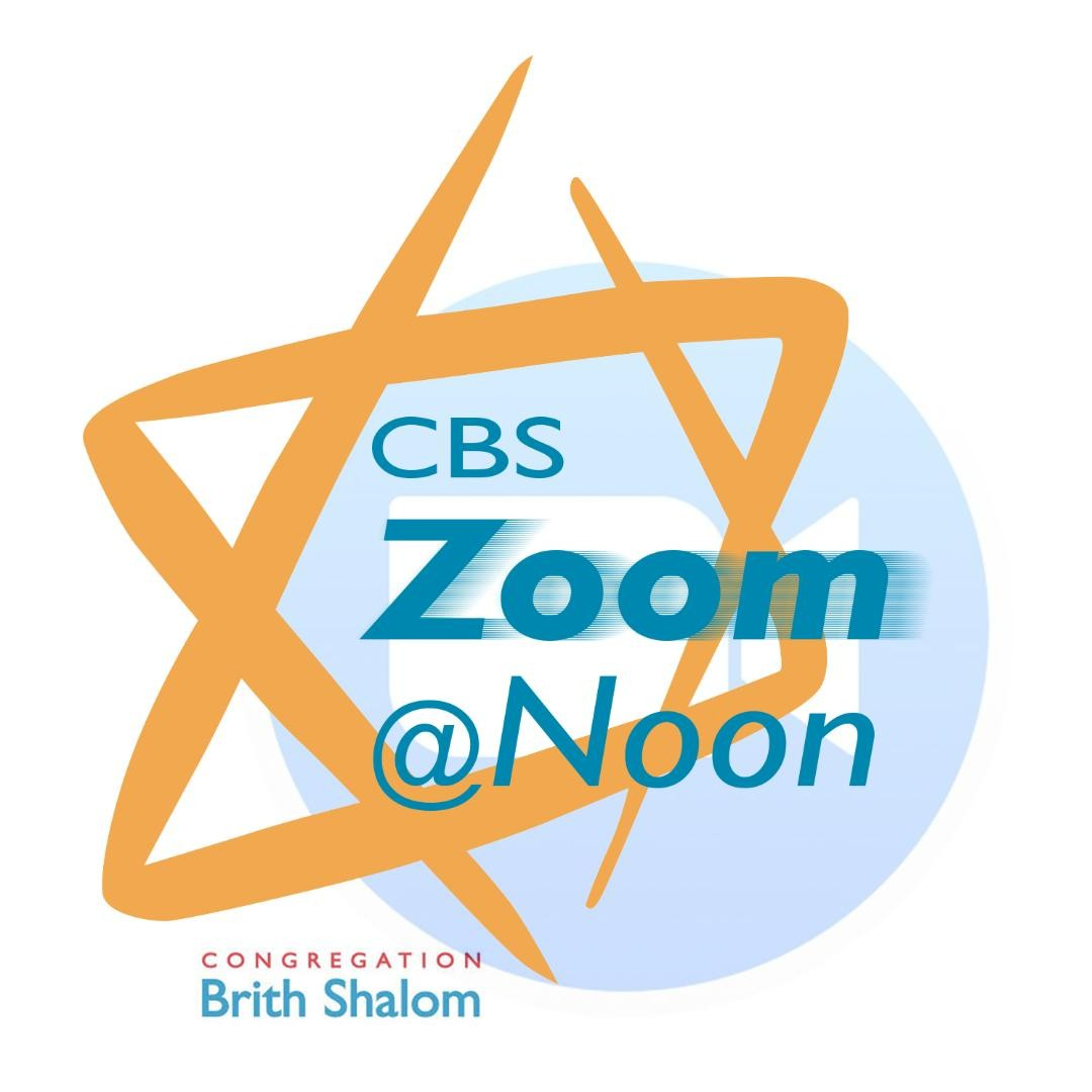 Banner Image for CBS Zoom@Noon: The Golden Age of Cantorial Music with David Krohn