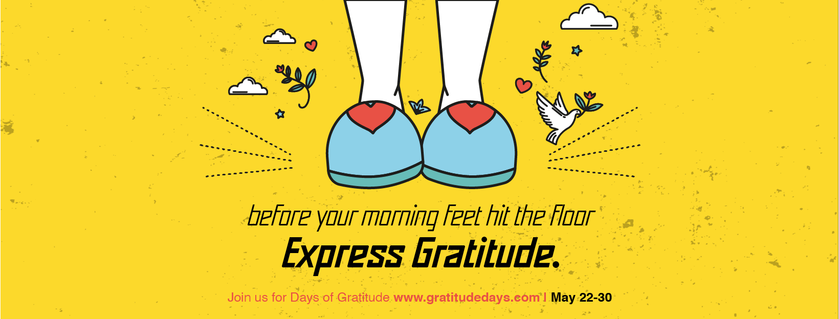 "<a href=""https://www.gratitudedays.com""