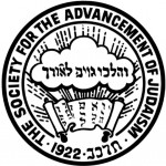 Logo for Society for the Advancement of Judaism