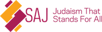 Logo for SAJ - Judaism That Stands for All