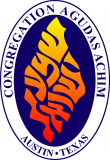 Logo for Congregation Agudas Achim
