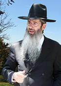 Rabbi Mordechai Becher