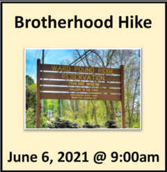 Brotherhood Hike at Pound Ridge Reservation