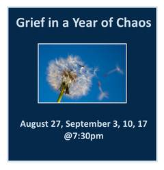Grief in a Year of Chaos