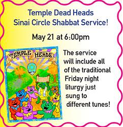 Shabbat Grateful Dead Service