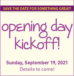 Opening Day - Religious School