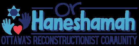 Logo for Or Haneshamah - Ottawa's Reconstructionist Community