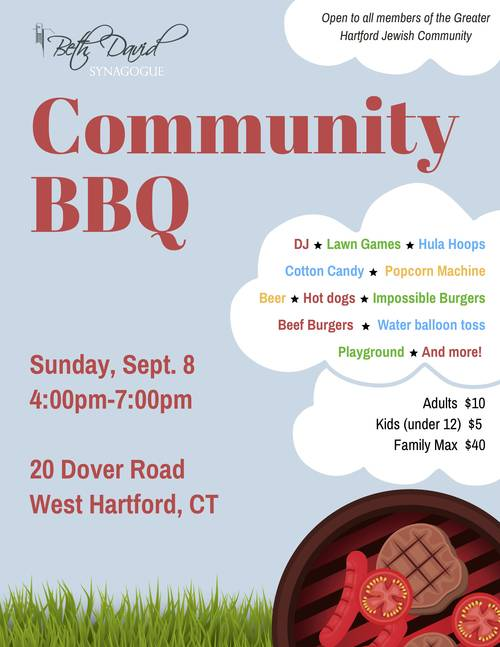 Banner Image for Community BBQ
