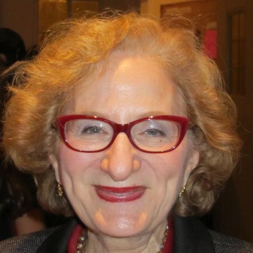 Linda Hirsch Headshot