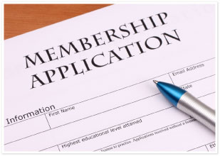 Click Here For Membership Application