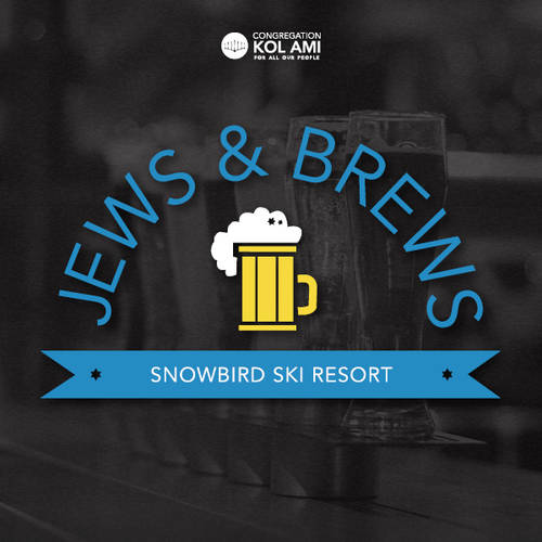 Jews & Brews - Sunday, September 1st